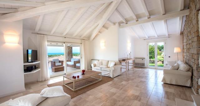 Hus villas 22 (9 pers) ved costa rei, sardinia   primaitalia.no